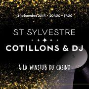 Réveillon de la Saint Sylvestre 2017-2018 au Winstub du Casino - Niederbronn les Bains
