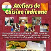 Cours de cuisine : Atelier Brunch indien par l\'association SO INDIA