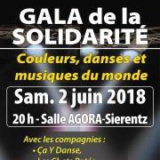 Gala de la solidarité