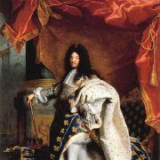Louis XIV et autres portraits officiels du palais