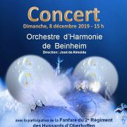 Concert de l\'Orchestre d\'Harmonie de Beinheim
