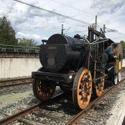 Démonstration Locomotive Marc Seguin