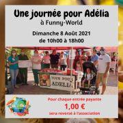 Troisième édition de la journée pour Adélia à FUNNY-WORLD !