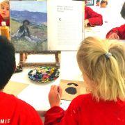 Ouverture d\'une école artistique (dessin, peinture, sculptute & théâtre)