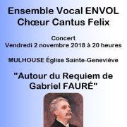 Autour du Requiem de Gabriel Fauré