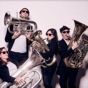 Musiques Éclatées 2020 concert 5 : Quatuor Ellius, Tuba bien ?