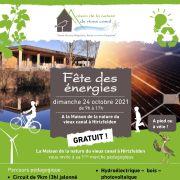 Fête des énergies : un parcours pédagogique à Hirtzfelden