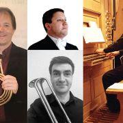 Concert à deux trompettes naturelles, timbales et orgue par Le Concert Royal