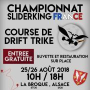 Championnat Sliderking France