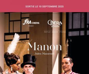 Opéra au cinéma - Manon