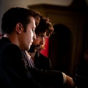 GEISTER DUO   David Salmon, Manuel Vieillard   piano à quatre mains