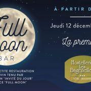 Full moon Bar à l\'Auberge des Bagenelles