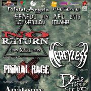 Concerts de metal