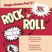 Stage de rock\'n\'roll - niveau perfectionnement 3