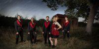 concert rock a voix feminine en exterieur