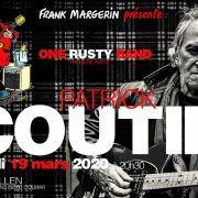 Frank Margerin Présente Patrick Coutin & One Rusty Band