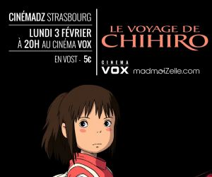 Cinemadz - Le Voyage De Chihiro