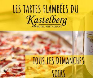 La soirée Tarte Flambée du Kastelberg