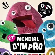 Finale du 27ème Mondial d\'Impro