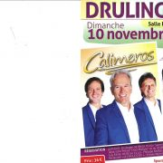 Concert de Calimeros, Agatha Singer, Alexander Rier, Alain Wilt