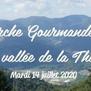 Marche gourmande de la vallée de la Thur 2020