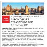 Salon d'Hiver d'Art contemporain 2017 - Appel à candidatures
