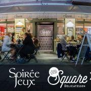Soirée Jeux : Les RandoJoueurs X Square Delicatessen