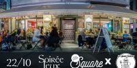 soiree jeux : les randojoueurs x square delicatessen