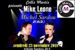 soiree hommage a michel sardou avec mike leone
