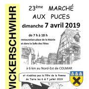 23° Marché aux Puces de WICKERSCHWIHR