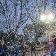 Noël 2019 à Erstein : Patinoire de Noël