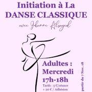 Initiation à la Danse Classique