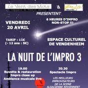 La Nuit de l\'Impro 3