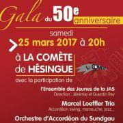 Gala - Orchestre Accordéon du Sundgau