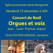 Duo orgue et voix