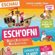 Esch\'OFNI (Parade d'Objets Flottants Non Identifiés)