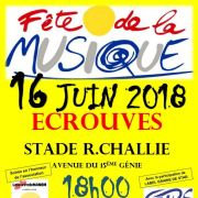 Fête de la Musique 2018 à Ecrouves