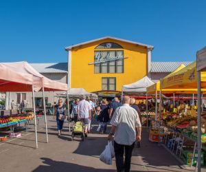 Visite guidée gourmande du marché de Mulhouse
