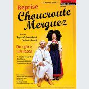 Choucroute Merguez