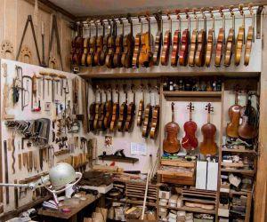 L\'instant famille : Apprentis luthier