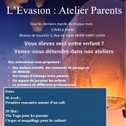 L\'Évasion : atelier parents