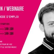Formation Webinaire | Booking : Mode d\'emploi