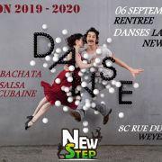 Rentrée danses latines : bachata et salsa