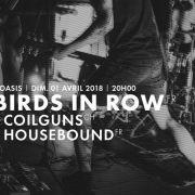 Birds in Row / Coilguns / Housebound