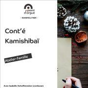 Atelier-famille : Cont\'é Kamishibaï