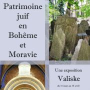 Patrimoine juif en Bohême et Moravie