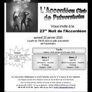 23ème Nuit de l\'Accordéon