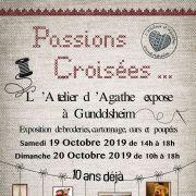Broderie - Passions croisées