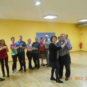 Cours de danse de salon