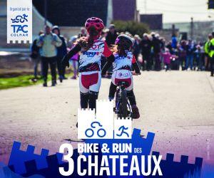 4ème édition du bike and run des 3 châteaux